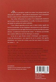 Livres Couvertures de Interaction des couleurs. Nouvelle édition
