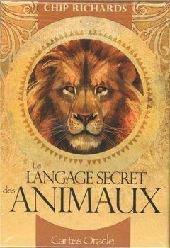 Livres Couvertures de Le langage secret des animaux : Avec 46 cartes oracle