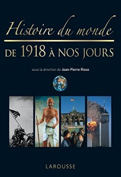 Livres Couvertures de Histoire du monde de 1918 à nos jours - Nouvelle édition
