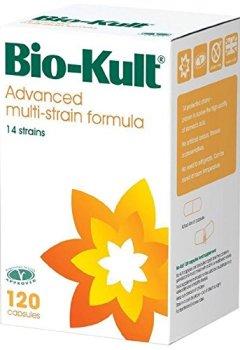 Livres Couvertures de Bio-Kult 2 PACK - Advanced Multi-Strain Formula - 240 Capsules by Bio-Kult