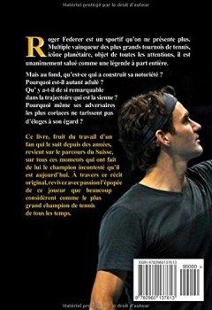 Livres Couvertures de L'épopée Federer