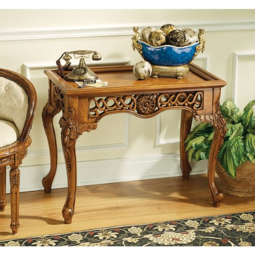 Image of Mallory Court Filigree Console Table (KS20215)