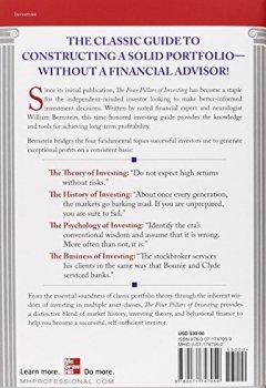 Livres Couvertures de The Four Pillars of Investing: Lessons for Building a Winning Portfolio