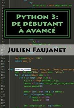 Livres Couvertures de Python 3: de débutant à avancé