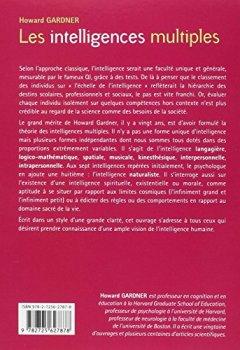 Livres Couvertures de Les intelligences multiples