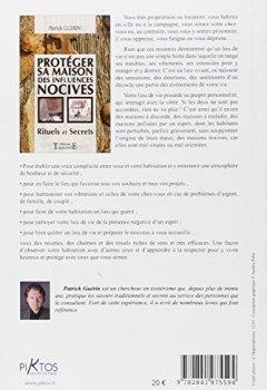 Livres Couvertures de Protéger sa maison des influences nocives - Rituels et Secrets