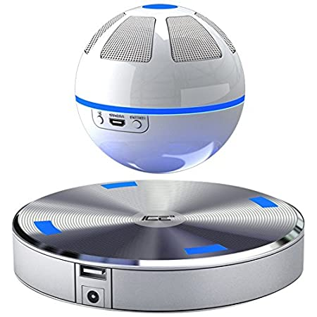 Rarely does one come across a product so beautiful and yet so sensible in functionality and form factor that it complements the fast-changing lifestyle of this generation. The ICE Orb Levitating Speaker is one such beautiful Bluetooth Speaker which...