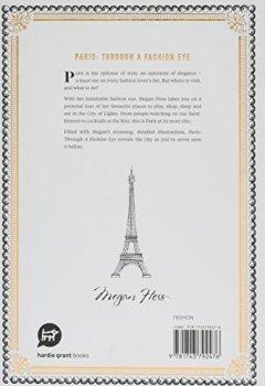 Livres Couvertures de Paris: Through a Fashion Eye