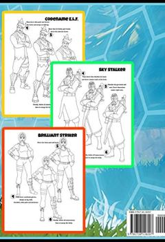 Livres Couvertures de How to Draw Fortnite: Learn to Draw Skins