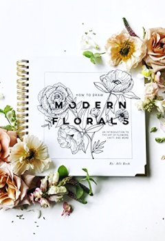 Livres Couvertures de How to Draw Modern Florals