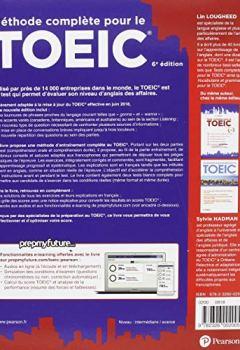 Livres Couvertures de Méthode complète pour le TOEIC 6e édition