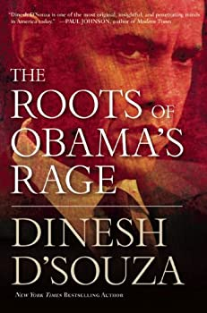 "Cover of ""The Roots of Obama's Rage"""