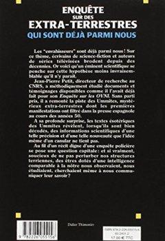 Livres Couvertures de Enquête sur des extra-terrestres qui sont déjà parmi nous : Le Mystère des Ummites