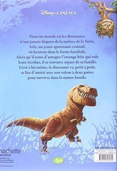 Livres Couvertures de The good Dinosaur, DISNEY CINEMA