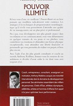 Livres Couvertures de Pouvoir illimité - Changez de vie avec la PNL : le livre référence
