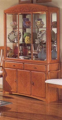 Image of Contemporary Monterey Hutch/Buffet (VF_AZ02-14231)