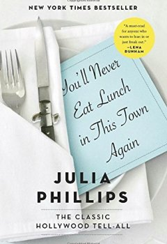 Livres Couvertures de You'll Never Eat Lunch in This Town Again