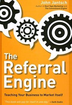 Livres Couvertures de The Referral Engine