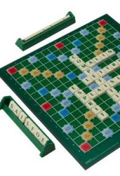 Livres Couvertures de Scrabble - Y9593 - Jeu de Réflexion - Original