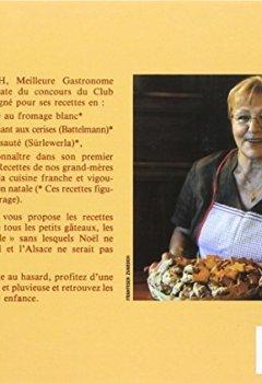 Livres Couvertures de Les petits gâteaux d'Alsace : S'bredlebuech