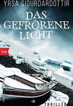 Abdeckungen Das gefrorene Licht: Thriller (Dóra Gudmundsdóttir ermittelt 2)