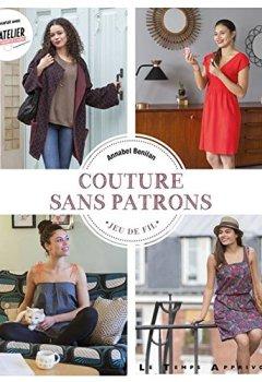 Livres Couvertures de Couture sans patrons