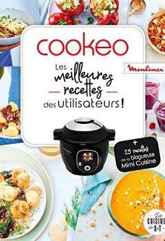 Livres Couvertures de Tour de France de la cuisine avec Cookeo