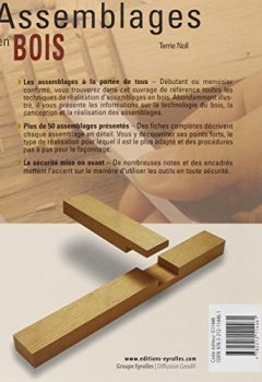 Livres Couvertures de Assemblages en bois