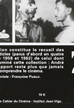 Livres Couvertures de Qu'est-ce que le cinéma ?