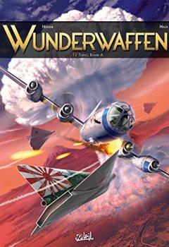 Livres Couvertures de Wunderwaffen 13 - Tokyo, Bomb A