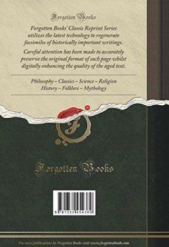 Livres Couvertures de Apologie de Guillaume de Nassau: Prince D'Orange, Contre L'Edit de Proscription (Classic Reprint)