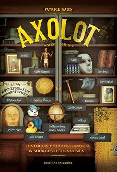 Livres Couvertures de Axolot 03