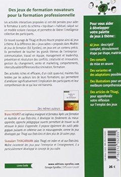 Livres Couvertures de Jeux à thème de Thiagi : 42 activités interactives pour la formation