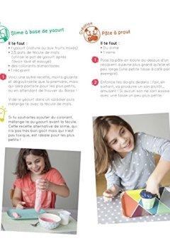 Livres Couvertures de Petites experiences avec ses sens 30 recettes pour s'éclater en famille