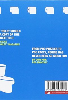 Livres Couvertures de 52 Things to Do While You Poo