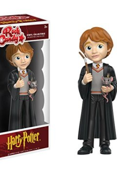 Livres Couvertures de Figurine Rock Candy Harry Potter - Ron Weasley