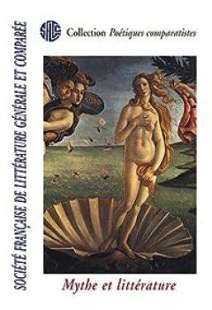 Livres Couvertures de Mythe et Litterature