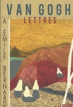 Livres Couvertures de Lettres à Emile Bernard
