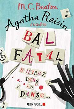 Livres Couvertures de Agatha Raisin enquête 15 - Bal fatal