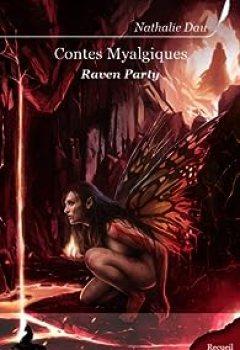 Livres Couvertures de Contes Myalgiques #0: Raven Party