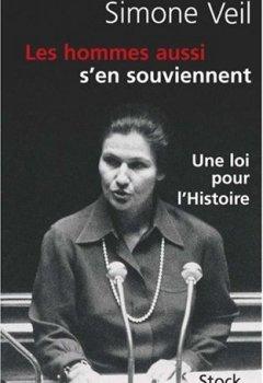 Livres Couvertures de Les hommes aussi s'en souviennent : Discours du 26 novembre 1974 suivi d'un entretien avec Annick Cojean