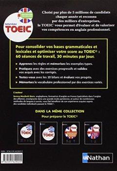 Livres Couvertures de TOEIC® Grammaire et vocabulaire