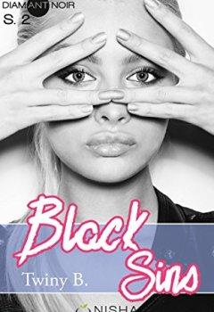 Livres Couvertures de Black Sins - saison 2