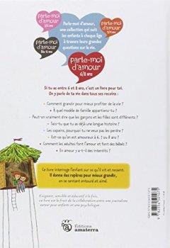 Livres Couvertures de Parle-moi d'amour 6/8 ans : Les garçons et les filles