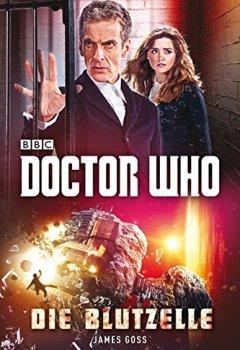 Buchdeckel von Doctor Who: Die Blutzelle