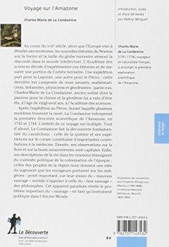 Livres Couvertures de Voyage sur l'Amazone