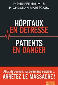 Livres Couvertures de Hôpitaux en détresse, patients en danger
