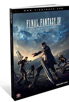 Livres Couvertures de Final Fantasy XV Guide