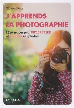 Livres Couvertures de J'apprends la Photographie