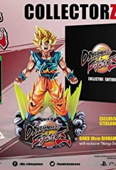 Livres Couvertures de Dragonball Fighter Z - Edition Collector Z - PS4
